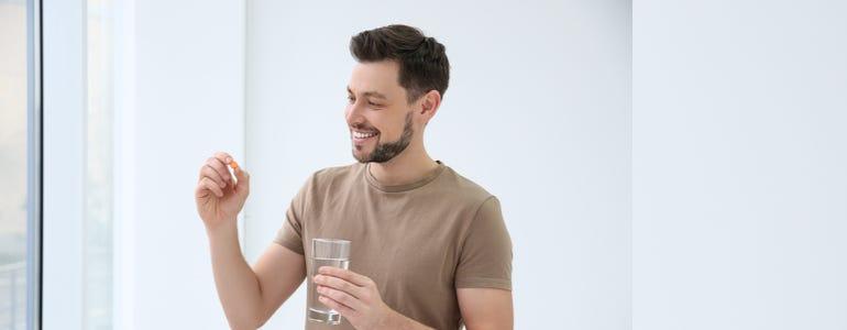 Supplementen speciaal voor mannen