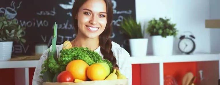 Goede voornemens: meer groenten en fruit