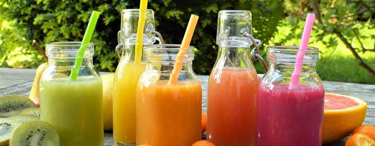 Fris en fruitig de lente in met smoothies?
