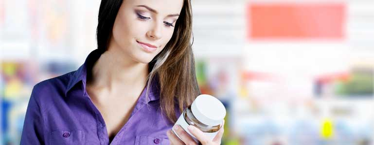 Hoe leest u etiketten van voedingssupplementen?