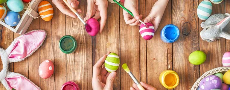 Inspiratie en tips voor gezonde Paasdagen