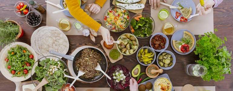 Ontdek de voordelen van vegetarisch eten!