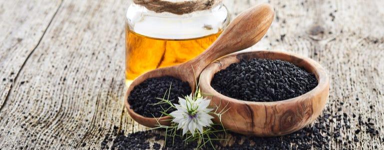 De bijzondere eigenschappen van zwarte komijnzaadolie