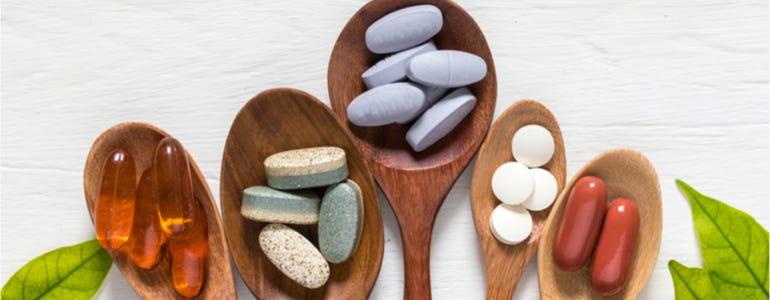 5 Effectieve supplementcombinaties