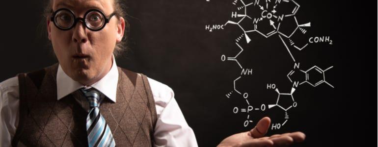 Vitamine B12: een belangrijke duizendpoot