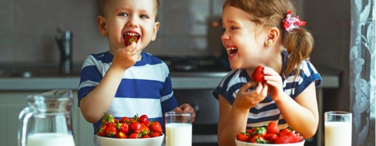 Zomerkoninkjes: tjokvol vitamines, mineralen en fytonutriënten