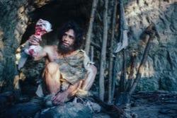 Prehistorische mens