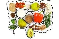 Gezonde voeding voor de darmen