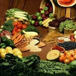 Groente, noten en fruit