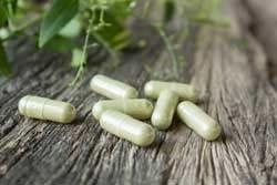 Groene capsules