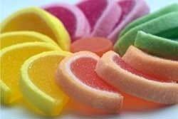 Suiker snoepjes