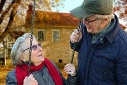 Pratende ouderen
