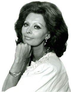 Sophia Loren 2018