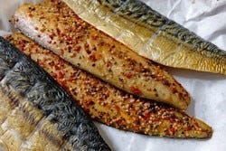 mackerel fatty fish