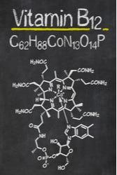 structuurformule vitamine B12