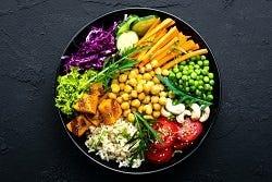 Manganese salade