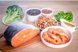 Vette vis: een goede bron van Omega 3
