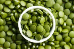 chlorella supplementen zijn populair in Japan