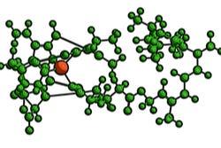 structuurformule chlorofyl