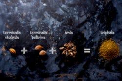 triphala en zijn verschillende componenten