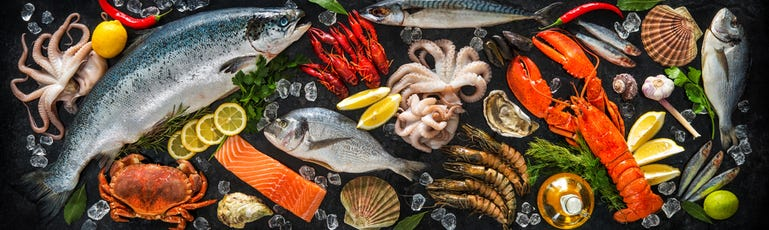 Ook zeevis bevat jodium