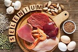 Bronnen van selenium