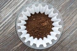 Ook koffie bevat terpenen
