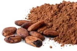Cacao is rijk aan fosfor