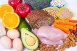 Vitamine B3-rijke voedingsmiddelen