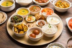 Zuid-Indiaas eten