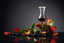 Appelbes wijn