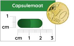 Capsulemaat 0