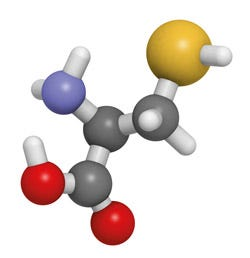 N-acetyl-cysteïne