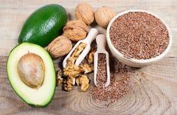 Voedingsmiddelen rijk aan omega vetzuren