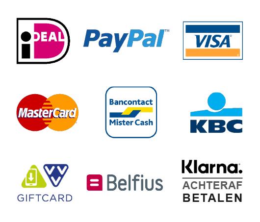 Betaal logo's