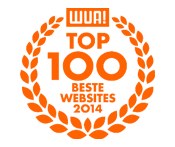 wua top 100 websites 2014